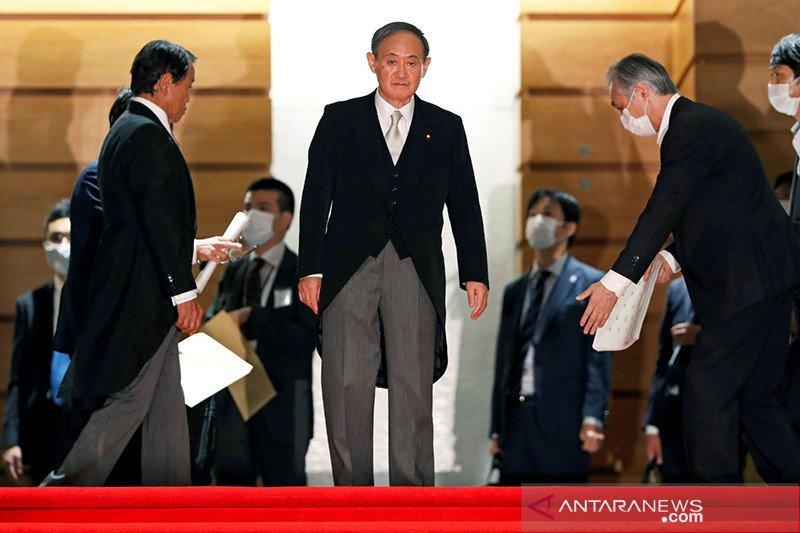 PM Jepang dijadwalkan diterima Presiden Joko Widodo di Istana Bogor