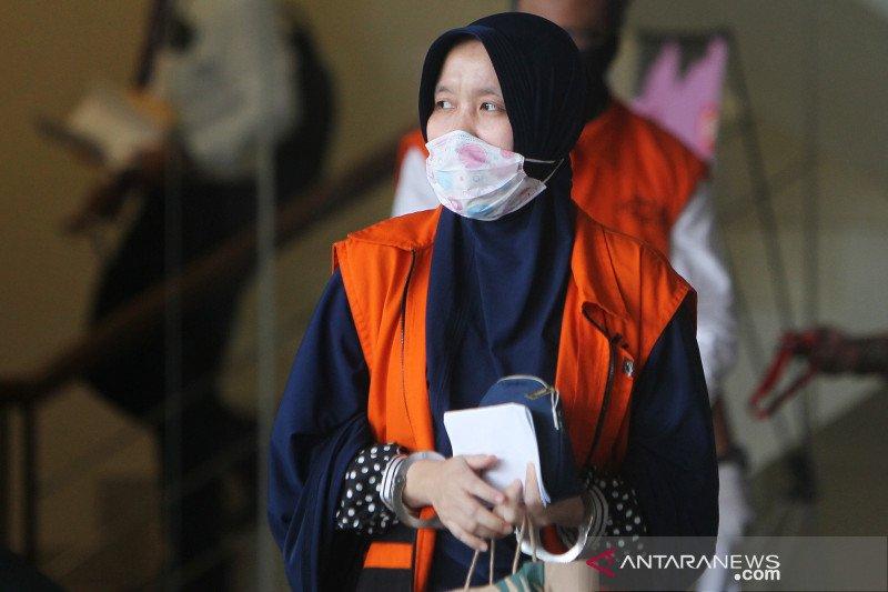 Pemeriksaan mantan anggota DPRD Sumut di KPK