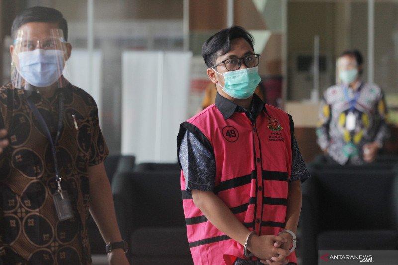 Kejagung periksa Andi Irfan Jaya di Rutan KPK