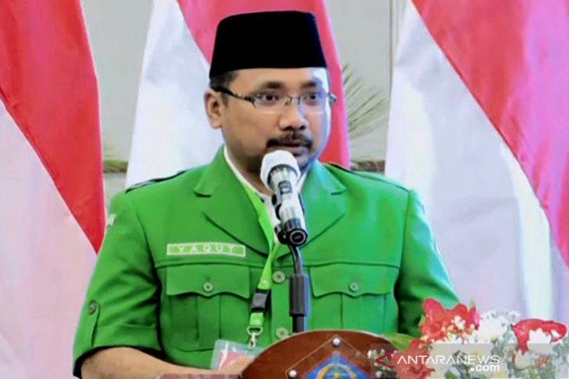 GP Ansor siap dukung pemerintah atasi dampak pandemi COVID-19