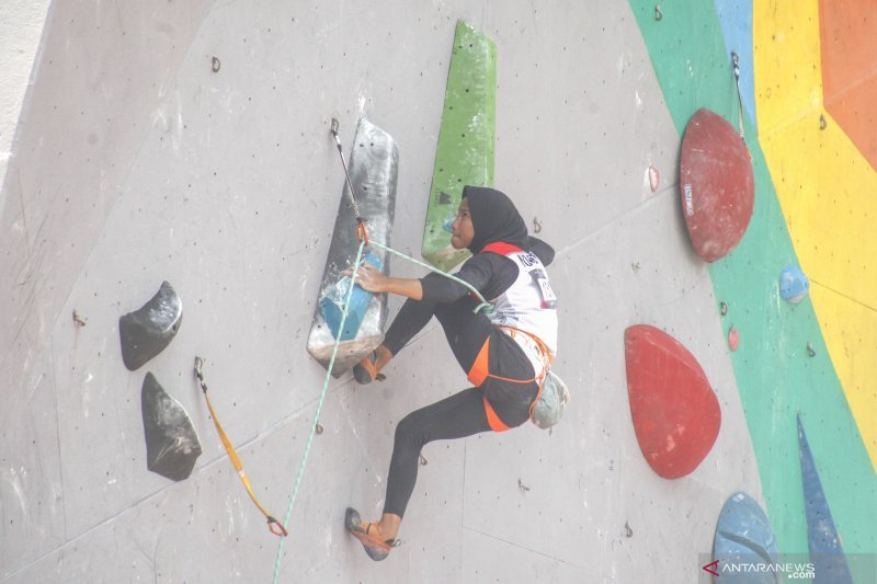 Sulteng optimistis raih medali panjat tebing di PON Papua