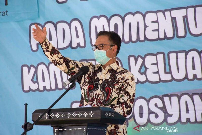 BKKBN minta daerah lain tiru NTB kembangkan Posyandu keluarga