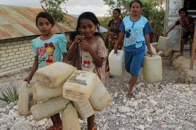 Warga Kota Kupang mulai kesulitan akses air bersih