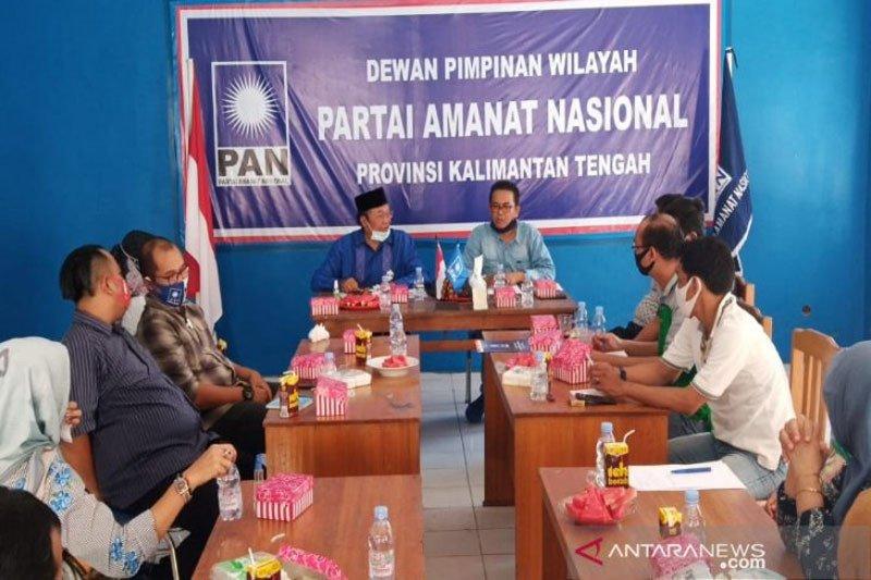 PAN Kalteng siap perjuangkan kemenangan calon kepala daerah