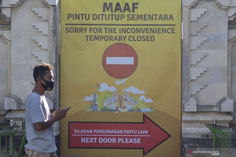 Pemprov Bali batasi aktivitas keramaian di objek wisatanya