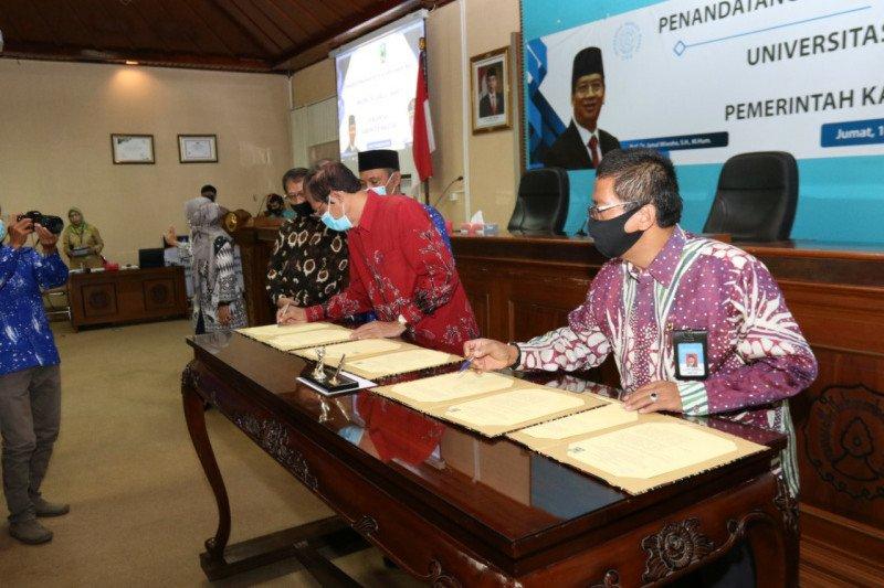 UNS gandeng Pemkab Magetan ekspansi program pendidikan