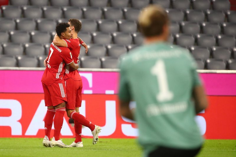 Bayern pesta gol 8-0 atas Schalke 04 awali Liga Jerman