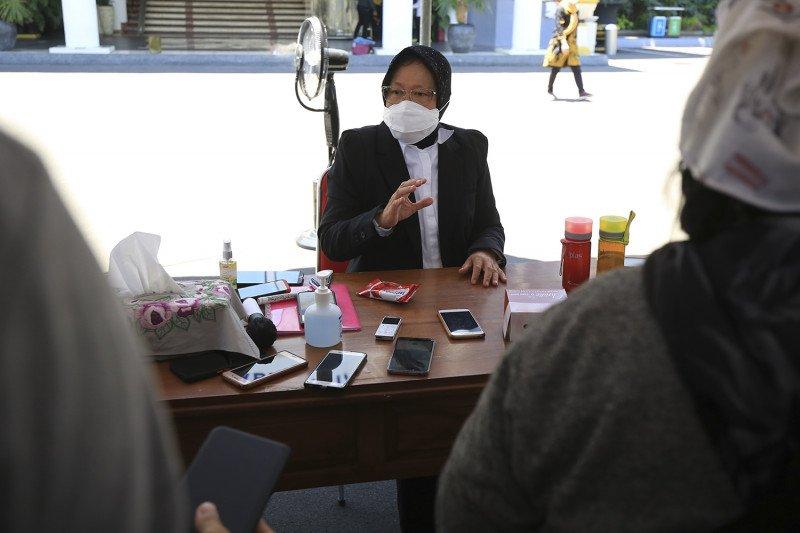 Pemkot Surabaya jemput bola gelar swab test ke rumah warga