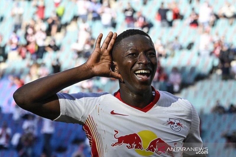 Leipzig menang 3-1 atas Mainz pada laga perdananya di liga musim baru