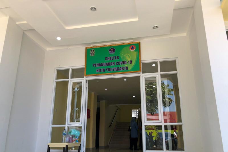 Yogyakarta pusatkan dapur umum selter pasien COVID-19 di Posko Tagana