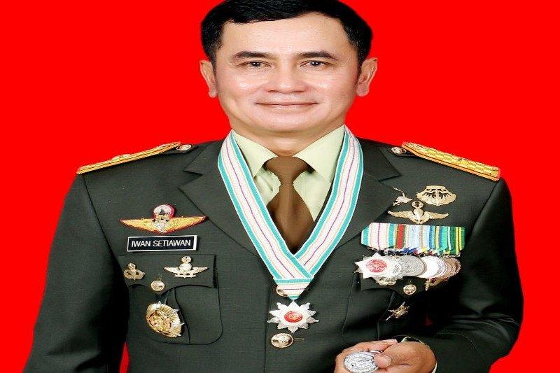 Pratu Dwi dimakamkan di Lampung