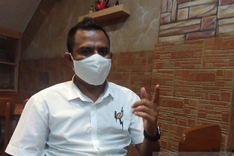 Hasil tes cepat-usab komisoner Bawaslu di Papua negatif