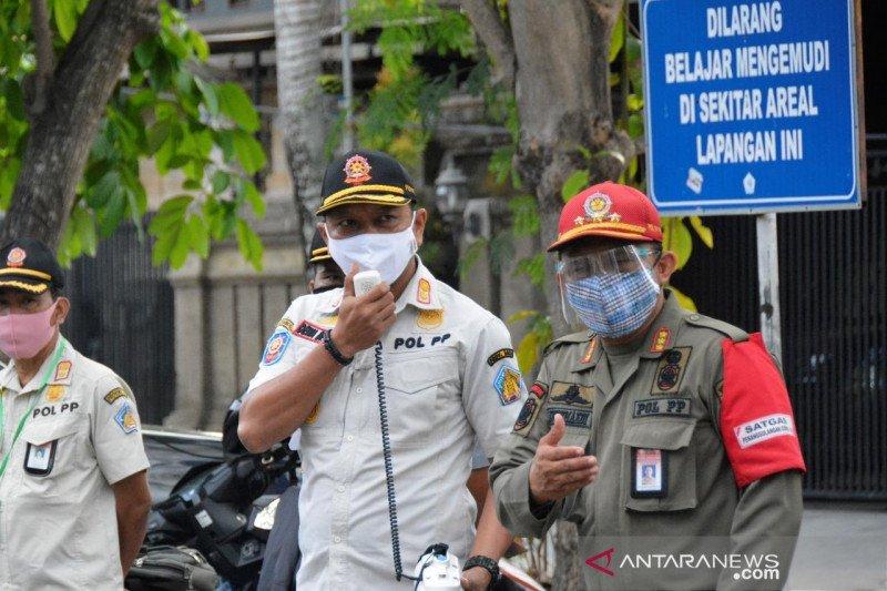 Razia gabungan Pemprov Bali tertibkan 557 pelanggar protokol kesehatan