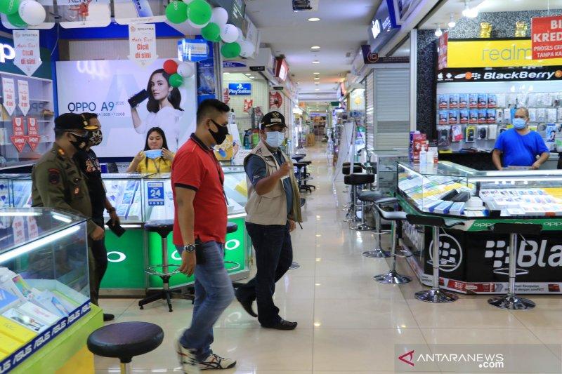 Tangerang sanksi tutup tempat usaha langgar protokol kesehatan