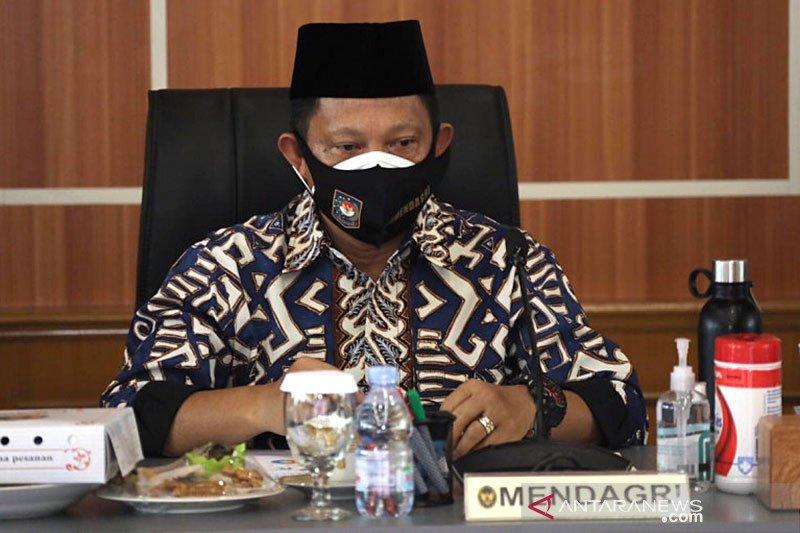 Mendagri: Pemerintah sedang menyiapkan dua opsi perppu