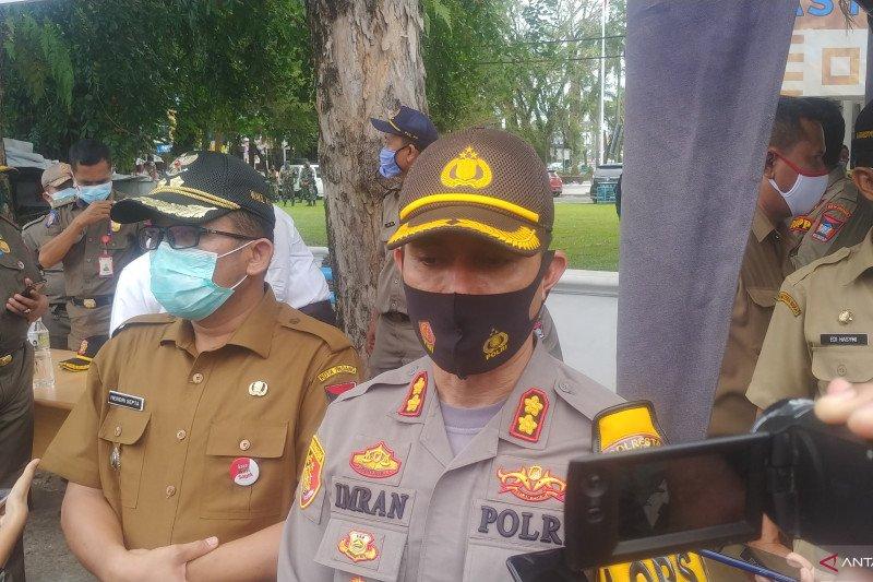 Polisi siapkan sel khusus bagi pelanggar Perda Adaptasi Kebiasaan Baru