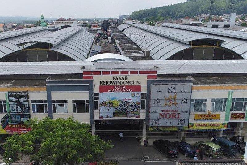 Pemkot perketat penerapan protokol kesehatan di Pasar Rejowinangun