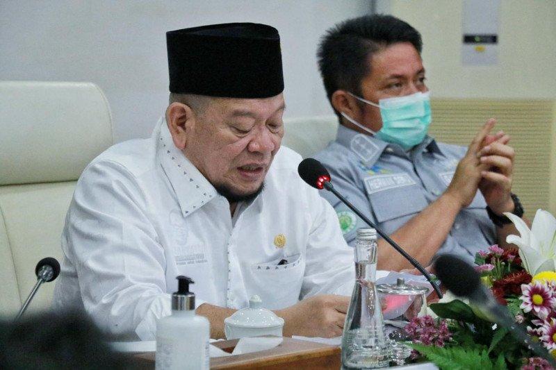 Ketua DPD RI minta kepala daerah antisipasi potensi resesi ekonomi