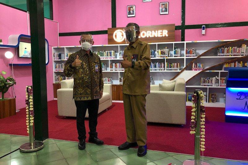 BI Corner kedua hadir di Pevita Yogyakarta