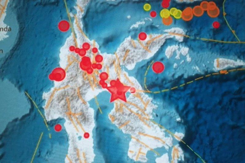 BMKG: Gempa 4,9 SR di Luwu Timur tidak menimbulkan tsunami