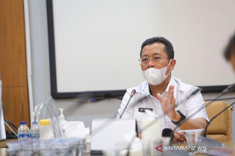 Angka okupansi ruang isolasi COVID-19 di Kota Bandung meningkat