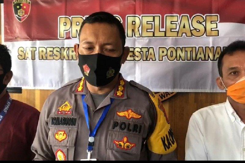 "Oknum polisi di Pontianak ditetapkan tersangka ""pencabulan"" anak"