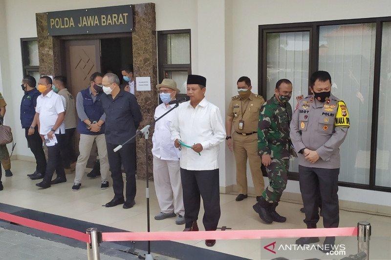 Jawa Barat perkuat aturan disiplin protokol kesehatan dengan perda