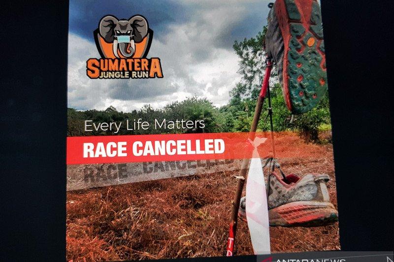 Sumatera Jungle Run di Riau batal akibat lonjakan COVID-19