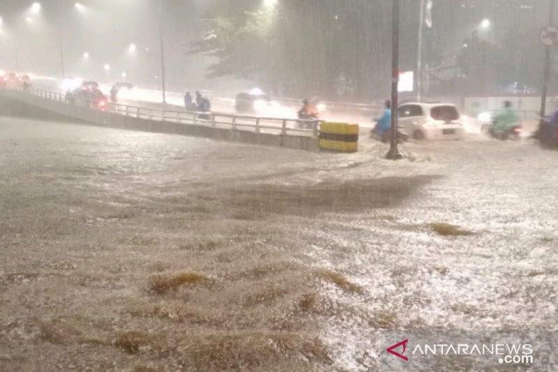 Banjir di Jakarta Barat, 14 RT masih tergenang