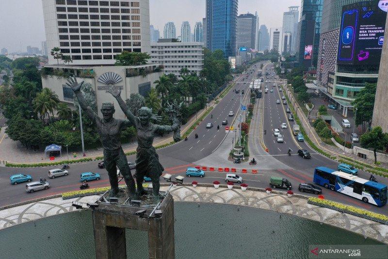 PSBB dinilai berhasil tekan pertambahan kasus COVID-19 di Jakarta