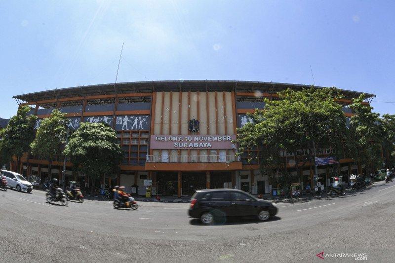 Renovasi Stadion Gelora 10 November Surabaya