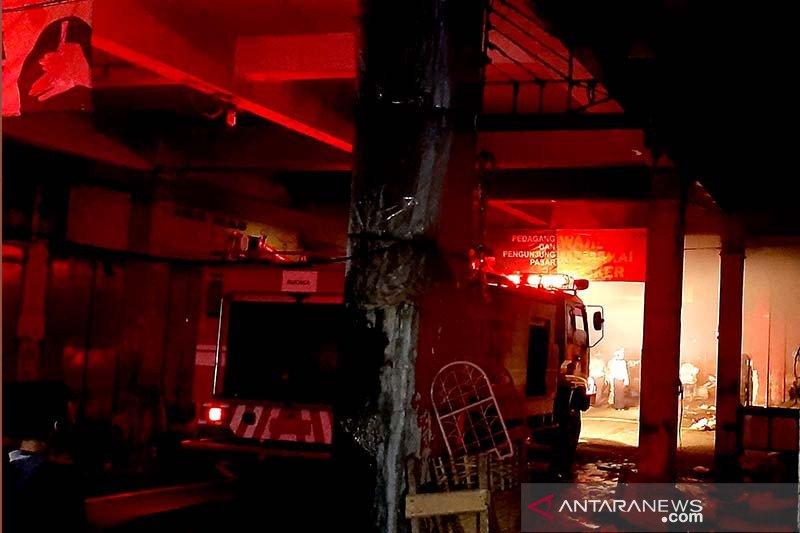 Polresta Banyumas periksa saksi terkait kebakaran di Pasar Wage