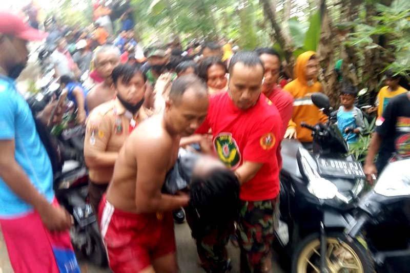 Basarnas: Korban tenggelam di Sungai Tajum ditemukan meninggal