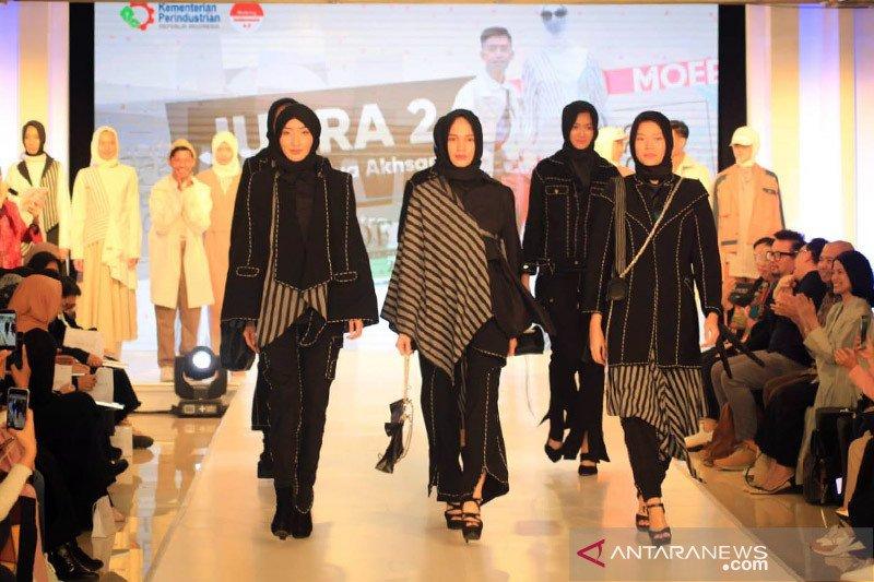 Kemenperin angkat potensi desainer muda lewat kompetisi fesyen Muslim