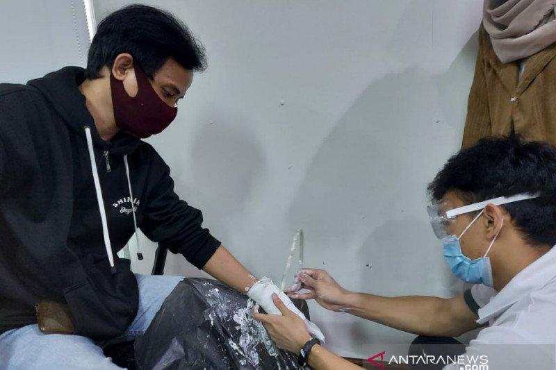 BPJAMSOSTEK Bogor lakukan pendampingan JKK pada empat peserta