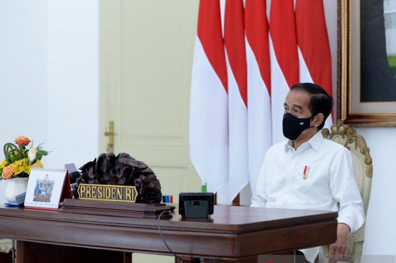 Presiden Jokowi perintahkan penyusunan rencana induk