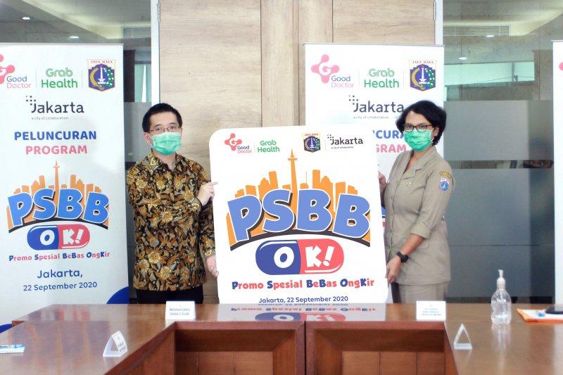 Pemerintah Provinsi DKI Jakarta dapat donasi 50.000 masker bedah