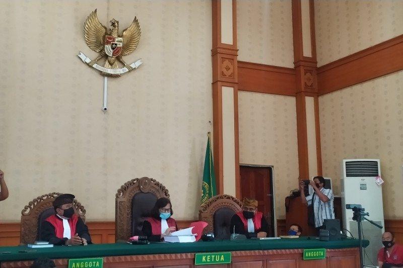 Majelis Hakim beri waktu satu minggu Jrx SID susun eksepsi