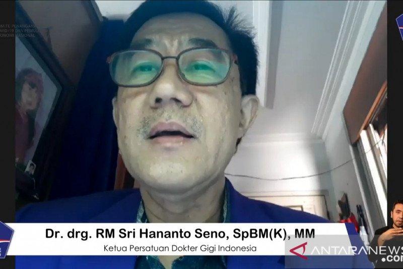 Persatuan Dokter Gigi harap PCR gratis dilakukan menyeluruh