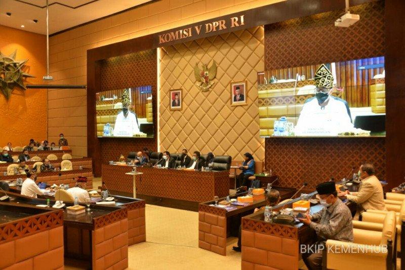 Usulkan 268 kegiatan, DPR minta Kemenhub sinkronisasi anggaran 2021