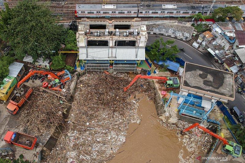 16 RT di Jakarta Selatan sempat tergenang banjir