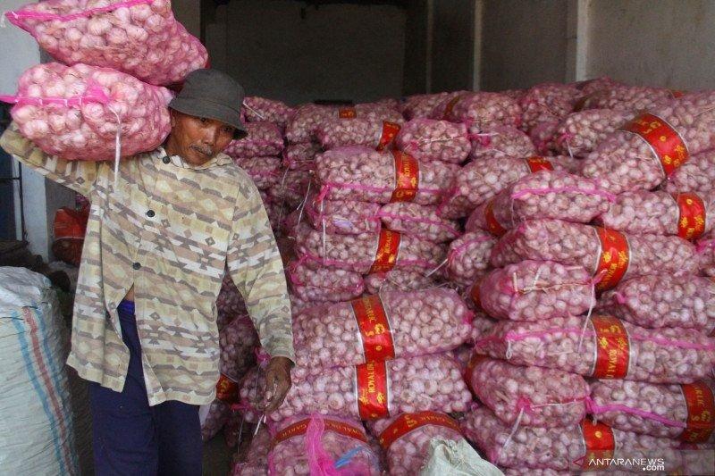 KPPU dukung pengusutan dugaan persaingan tak sehat impor bawang putih