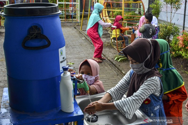 Iran-Indonesia berbagi praktik terbaik penerapan Kota Layak Anak