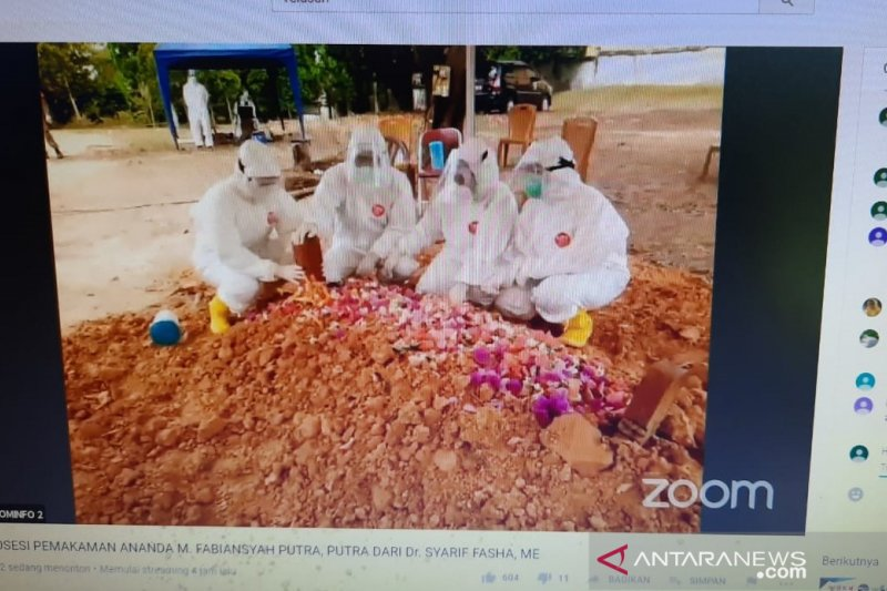 Gagal ginjal dan COVID-19 jadi sebab putra Wali Kota Jambi meninggal