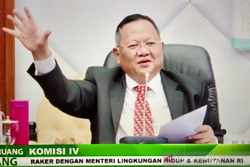 DPR minta Kajian Lingkungan Hidup Strategis food estate Sumut ke KLHK