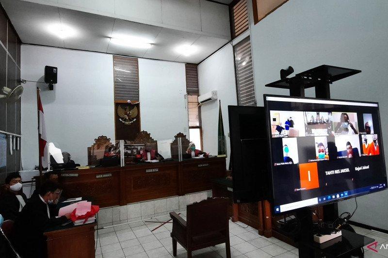 JPU tuntut Dwi Sasono sembilan bulan pidana penjara rehabilitasi