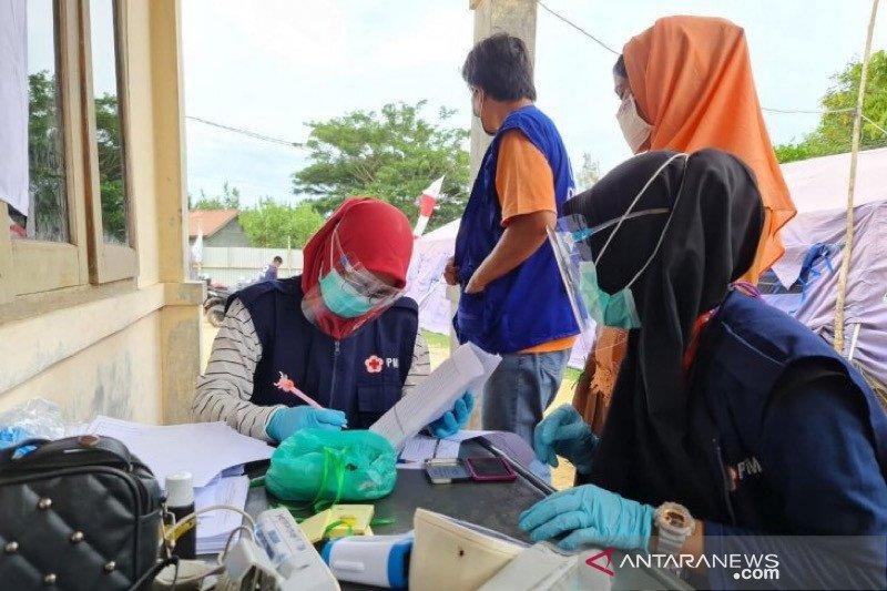 IOM-PMI Lhokseumawe cek kesehatan ratusan Muslim Rohingya di Aceh