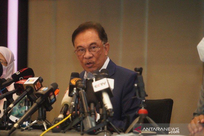 Anwar Ibrahim akan bertemu raja demi buktikan dukungan mayoritas
