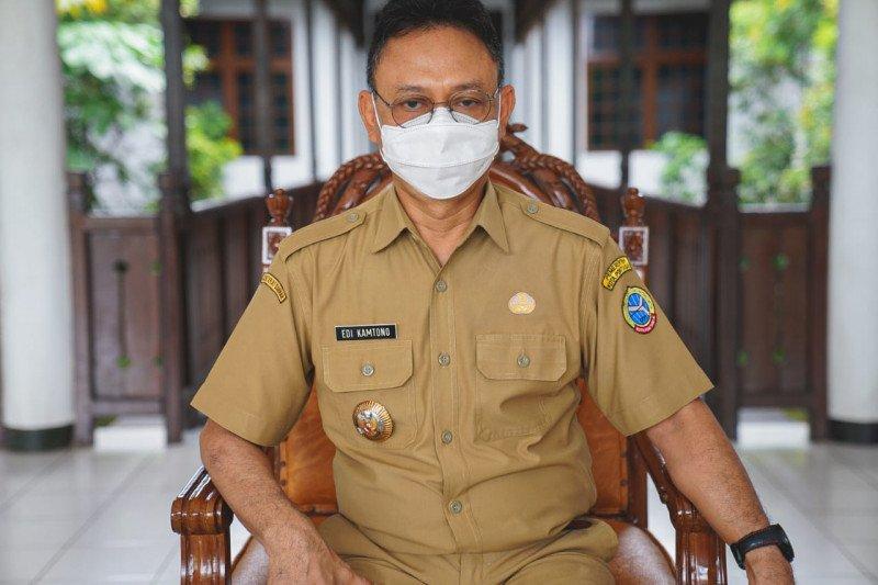 Wali Kota Pontianak nyatakan istrinya dalam keadaan sehat