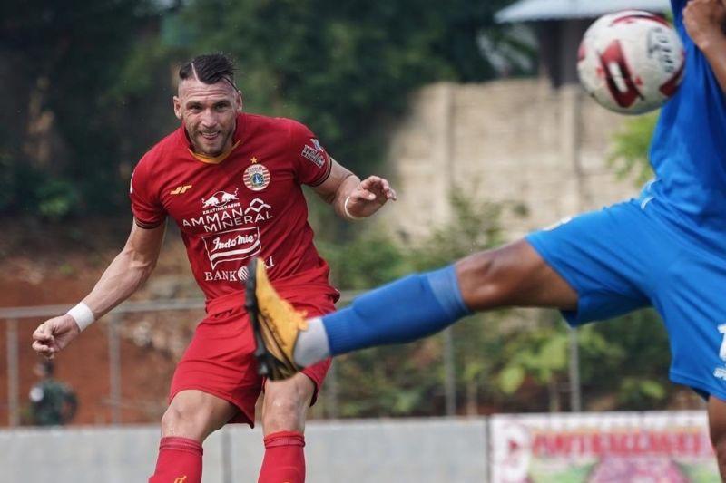 Marko Simic ingin bertahan di Persija Jakarta sampai usia 40 tahun
